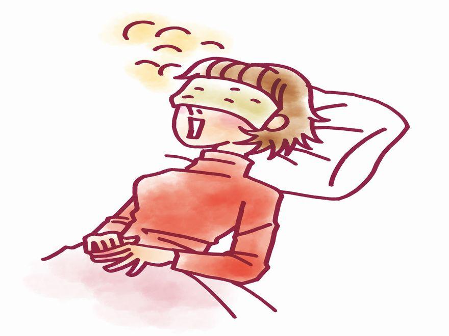 目の疲れを取る睡眠のとり方とは