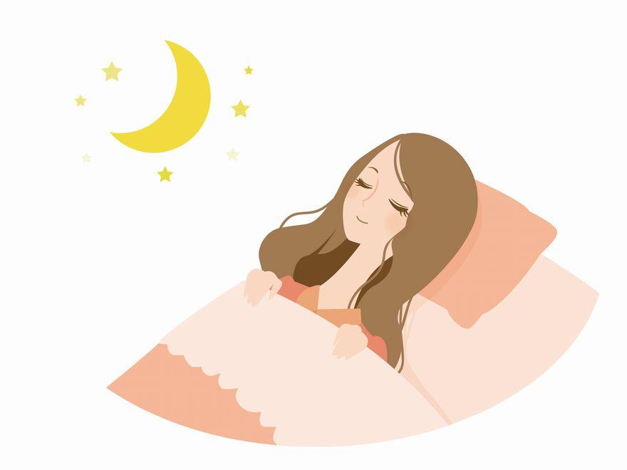 健康には良い睡眠が欠かせない